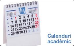 Calendari acadèmic