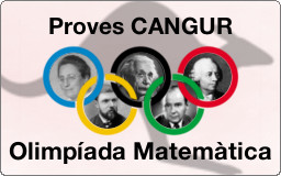 Cangur i Olimpíada