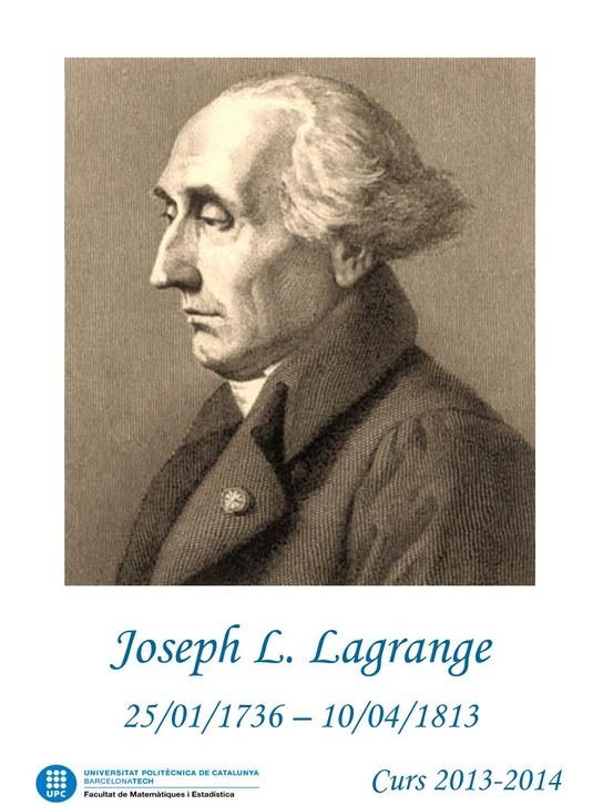 Portada àlbum any Lagrange 2013-14