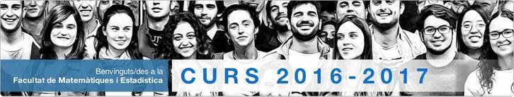 Benvinguts/des al Curs 2016/17