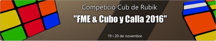 FME & Cubo y Calla 2016
