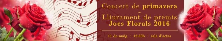 Concert de Primavera 2016