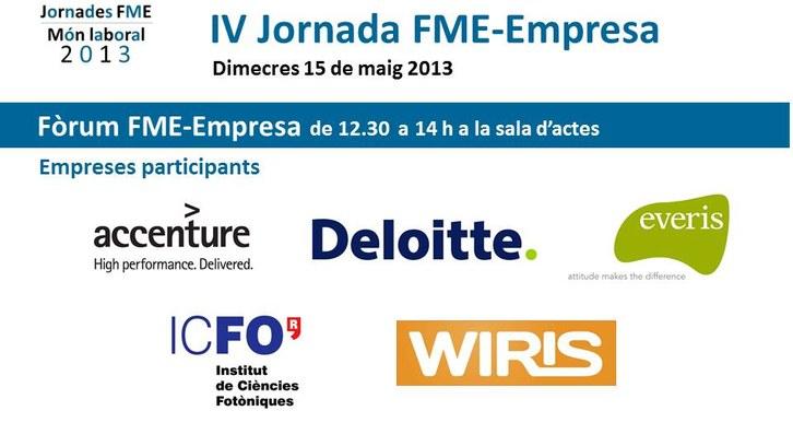 Empreses forum 2013