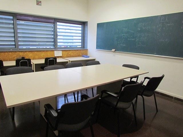 Foto aula seminari FME