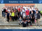foto grup estadistica 2015