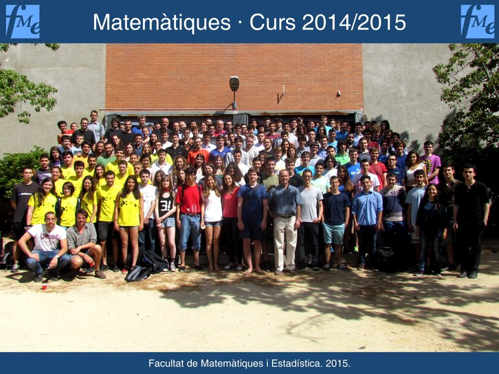foto grup mates 2015