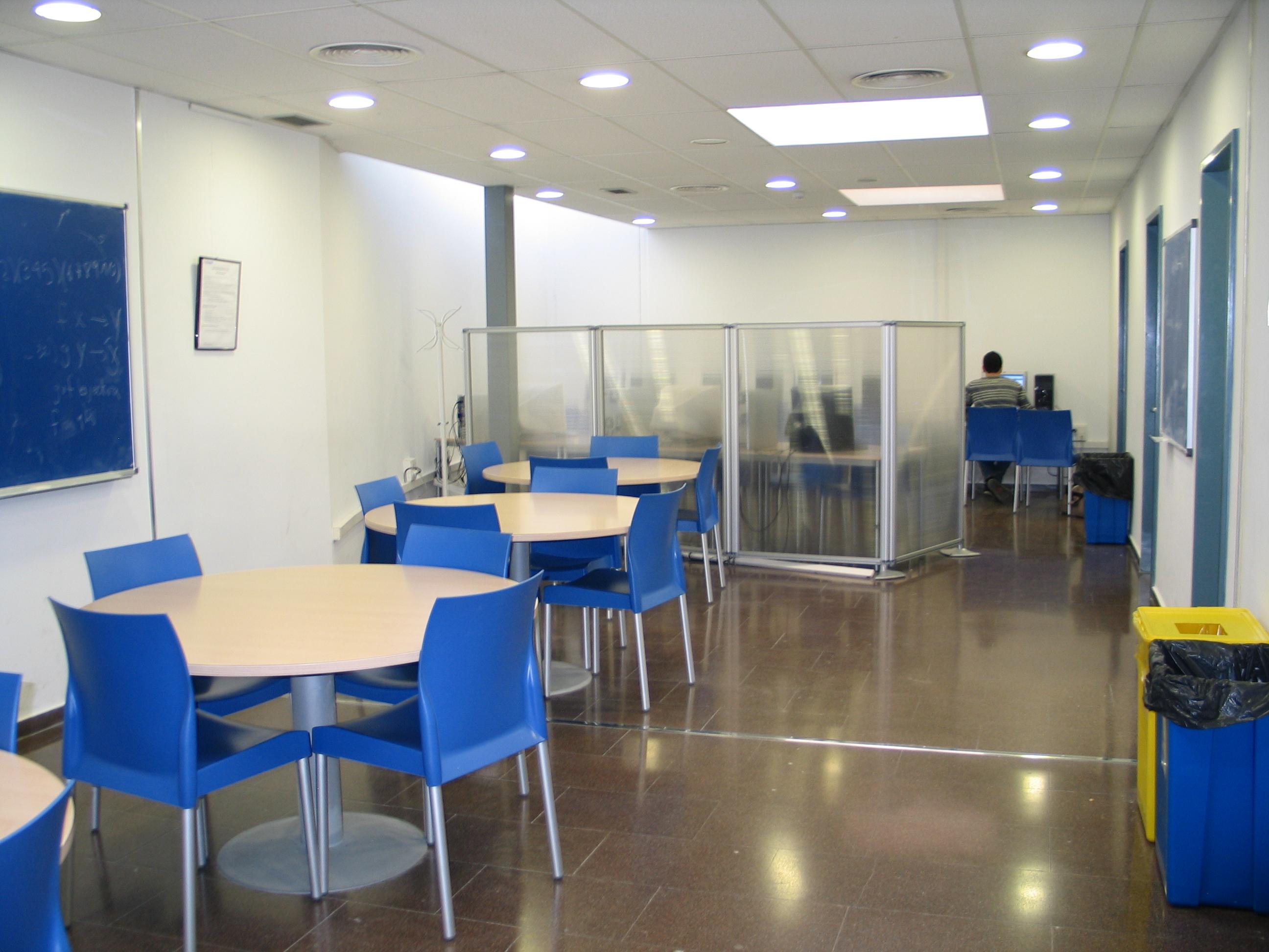 Sala d'estudis