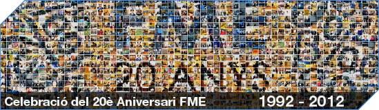 Celebració 20è Aniversari FME