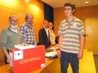Joaquim Montserrat, 2n Premi