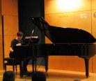 Beñat Irastorza al piano