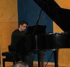 L'Arnau Messegué al piano