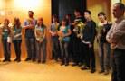 Tots els intèrprets a l'escenari