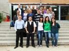 Foto de grup Estudis d'Estadística 2012
