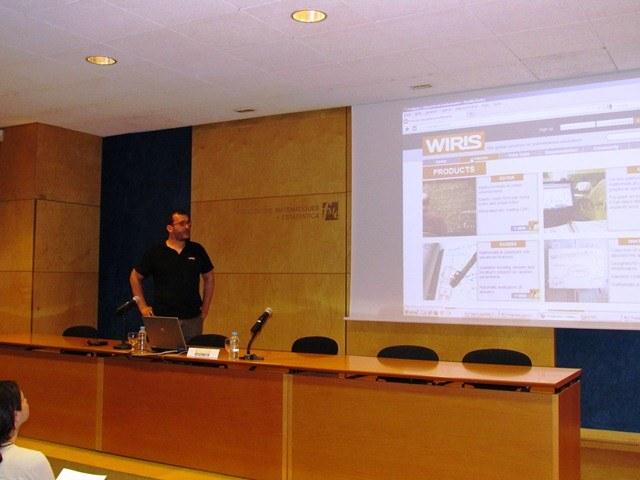 Presentació empresa Wiris