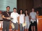 Primer premi categoria Batxillerat al treball: Tenen més accidents domèstics els esquerrans? d'Aula Escola Europea de Barcelona