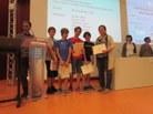 Categoria 1r i 2n ESO, menció a Aula Escola Europea de Barcelona