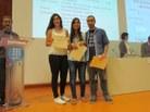 Menció premi Any Internacional de l'Estadística a l'IES Les Vinyes de Santa Coloma de Gramenet