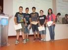 Treball guanyador de 3r i 4t ESO al Centre Buen Salvador de Sant Feliu de Llobregat