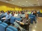 Públic a la sala d'actes de l'FME