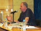 Presentació del ponent a càrrec de Josep González