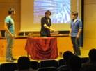 Espectacle de màgia a càrrec de Carles Florensa