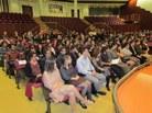 Imatges de la platea de l'auditori Vèrtex