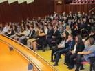 La platea de l'auditori plena