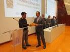 Lliurament del Premi Accenture al millor expedient del MIEIO