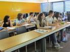 Els alumnes assistents