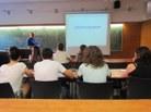 Sessió de Criptografia amb el professor Jose Luís Díaz