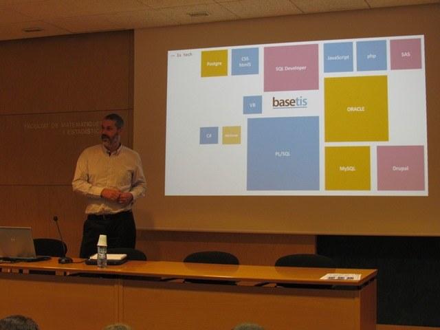 Presentació empresa Basetis