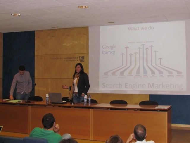 Presentació empresa Clacktion
