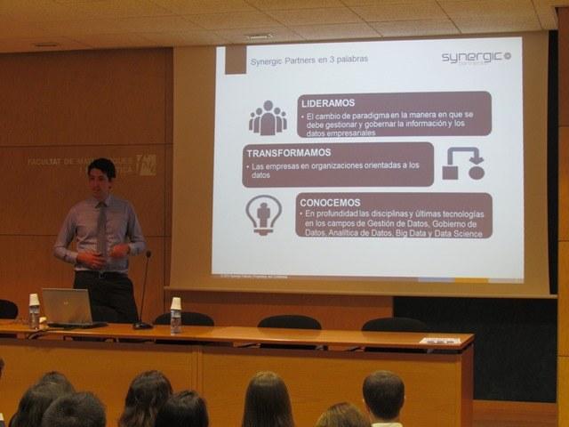 Presentació grup Synergic