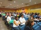 Sala d'actes FME plena a vessar