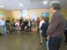 Presentació a càrrec del degà de l'FME i de la directora del MESIO