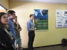 Presentació del pòster d'Accenture