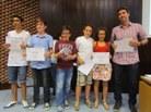 1r premi categoria 1r i 2n ESO
