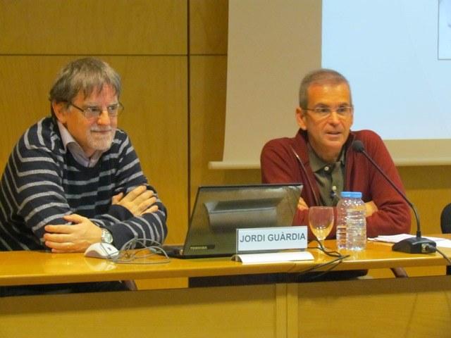 Presentació del segon ponent a càrrec del professor Jordi Quer