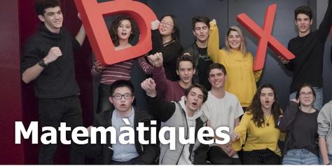 Tornen els dissabtes matemàtics a l'FME amb els programes Estalmat i els Bojos per les Matemàtiques