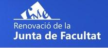 Convocatòria d'eleccions per a la renovació de la Junta de Facultat de l'FME
