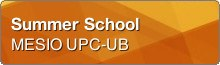 Comença la XI Summer School MESIO UPC-UB 2017
