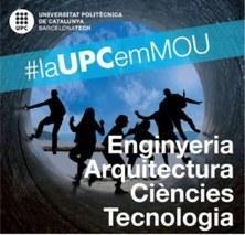 En marxa la campanya publicitària #laUPCemMOU, per a la promoció dels estudis de grau i màster