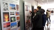Exposició de fotografia matemàtica de l'ABEAM a l'FME