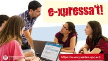 Expressa't: s'obre el termini per contestar les enquestes de valoració docent del 1Q - FME