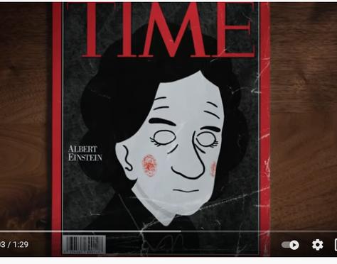 I si Einstein fos una dona? Campanya #NoMoreMatildas