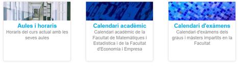 Informació important per al curs FME 2020-2021