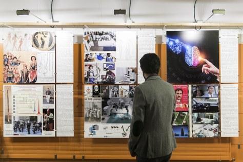 """Ja podeu venir a visitar l'exposició """"Imaginary, una simfonia matemàtica"""" a l'FME"""