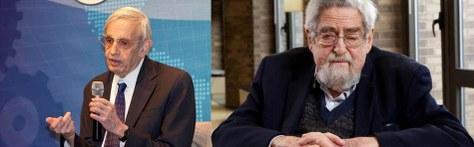 John F. Nash Jr. i Louis Nirenberg guanyen el Premi Abel 2015