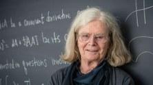 Karen Uhlenbeck, la primera mujer matemática que gana el Premio Abel (Andrea Kane / AFP) LaVanguardia
