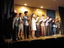 La companyia FEM TEATRE FME, guardonada en la 3a edició del Festival Nacional de Teatro Universitario